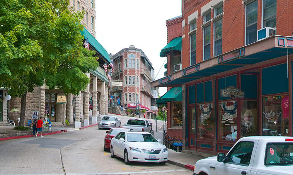 Local Shopping in Rogers and Eureka Springs