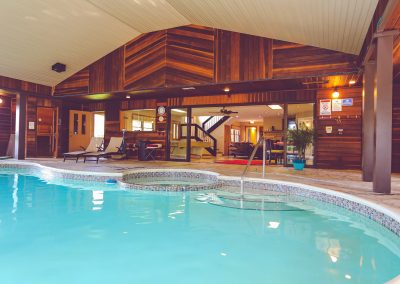 The Lodge at Beaver Lake Indoor Swimming Pool